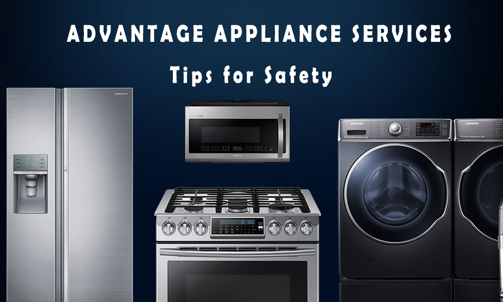 Appliance Tips for Keeping Your Home & Family Safe